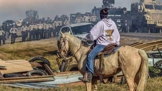 getlinkyoutube.com-Veterans for Standing Rock Organizer Michael A Wood Jr. Interview On The Young Turks