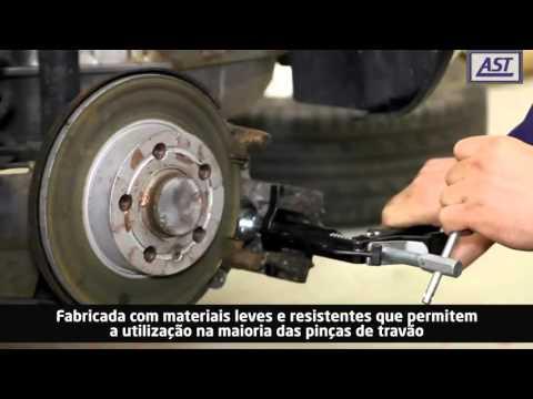 AST6036 Kit universal de abertura de pistoes de travao