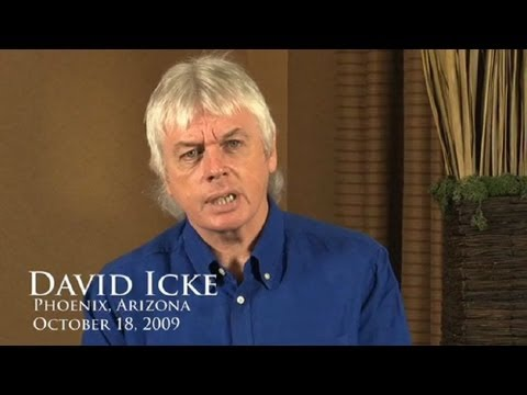 David Icke - Revelations, Arizona Wilder (1/2)