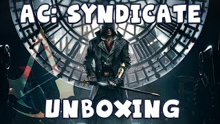 getlinkyoutube.com-Assassin's Creed Syndicate - Collector's Edition Unboxing