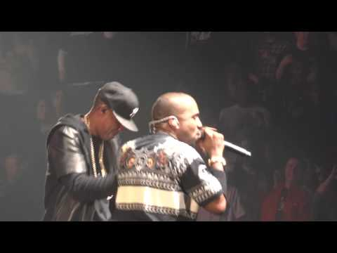 Jay-Z Kanye West Niggas In Paris Live Montreal Centre Bell 2011 HD 1080P