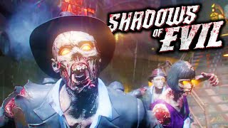getlinkyoutube.com-Black Ops 3 Zombies - SHADOWS OF EVIL PROLOGUE TRAILER! (Call of Duty: Black Ops 3 Zombies Trailer)