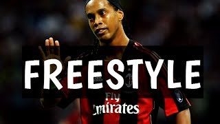 Ronaldinho Freestyle & Warm Up ● AC Milan
