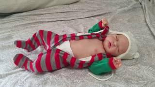 getlinkyoutube.com-NEW BABY! RARE HTF REBORN BABY DOLL KIT!