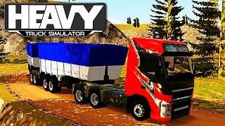 getlinkyoutube.com-Atualização do Heavy Truck Simulator - MINERADORA!