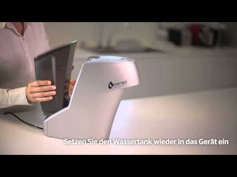 Hybrid Water Purifier Wartung (Servicing) Movie auf Deutsch