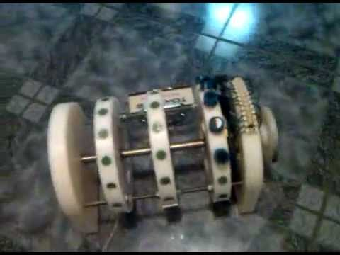 motor magnetico argentino segundo video