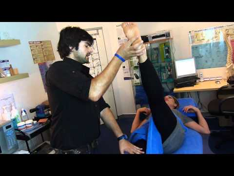 Chiropractic assessment, reflexes, muscle tests, sensation Chiropractor