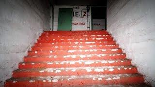 getlinkyoutube.com-Abandoned Bunker from Cold War #1 - Urban Exploration