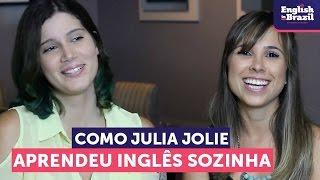 getlinkyoutube.com-Como aprender inglês sozinho | Com Julia Jolie