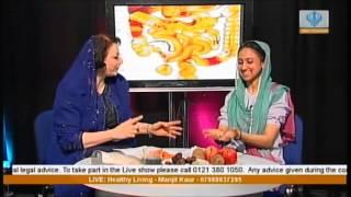 getlinkyoutube.com-Dr Manjit Kaur - Healthy Living Show - IBS..Colitis Bowel Disease