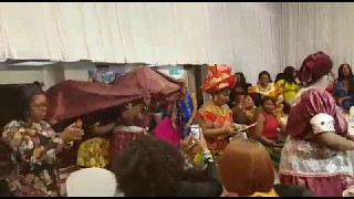 Zambian Brides Entrance