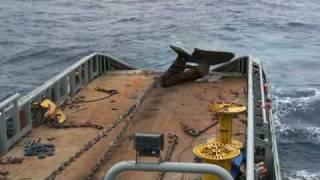 Violent Anchor Decking