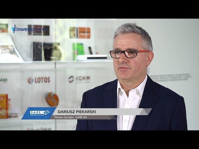 SARE SA, Dariusz Piekarski - Prezes Zarządu, #169 ZE SPÓŁEK