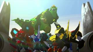 Transformers Robots in Disguise Dad Explanation and Grimlock's First Transform