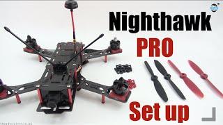 getlinkyoutube.com-HPIGUY | EMAX Nighthawk PRO - ARTF 280 MiniQuad Set Up - Quadcopters.co.uk