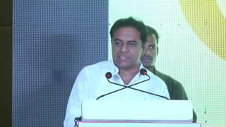 K.Taraka Rama Rao Minister for information Technology & Industries (ktr)