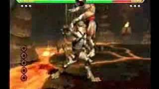 getlinkyoutube.com-Mortal Kombat Armageddon: Breakdown