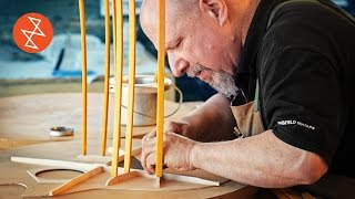getlinkyoutube.com-Making a Guitar | Handcrafted Woodworking | Où se trouve: Greenfield Guitars