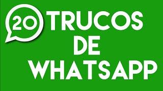 getlinkyoutube.com-20 Trucos y Tips que Desconocías de WhatsApp