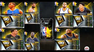 getlinkyoutube.com-NBA LIVE 15 - HUGE Pack Opening! EA Sports TROLL?! (Ultimate Team)