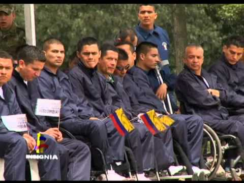 Fuerzas Militares y Fundación Colombia Herida hacen Homenaje a Hombres y Mujeres caídos en acción