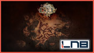getlinkyoutube.com-Path of Exile 2.5: Guardians & Tier 15 Bosses Vs. Righteous Fire Chieftain & Guide