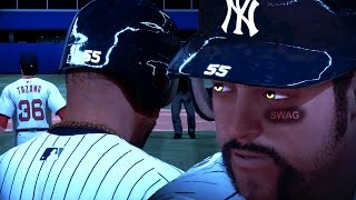 MLB 15 The Show Road to the Show PS4 Gameplay - GRAND SLAM?! Bridges About to Charge the Mound!