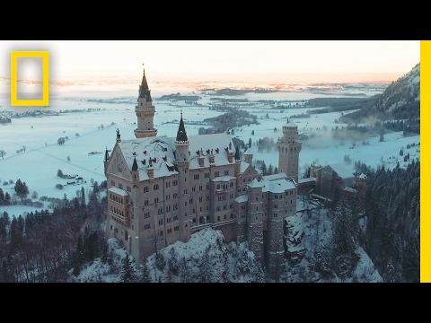 Soar Above a Fairy-Tale World in This 2-Minute Drone Video | Short Film Showcase
