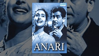 Anari - Hindi Full Movie -Raj Kapoor, Nutan, Motilal, Lalita Pawar - Popular Bollywood Movie width=
