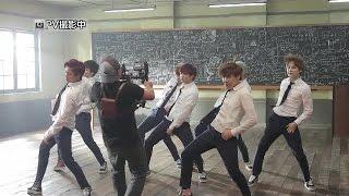 getlinkyoutube.com-防弾少年団(BTS)「BOY IN LUV -Japanese Ver.-」PV撮影ウラに密着!体力が底をついたメンバーが編み出した、体力回復の方法とは!?