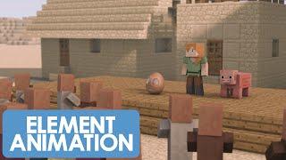 getlinkyoutube.com-An Egg's Guide To Minecraft - PART 17 - TO WAR!