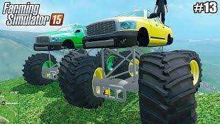 getlinkyoutube.com-Farming Simulator 15 моды: МОНСТР (13 серия) (1080р)