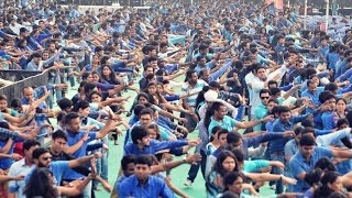 getlinkyoutube.com-Capgemini India creates Guinness World Record for Largest Bollywood Dance Lesson