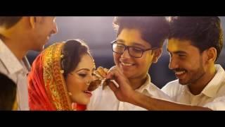 "Kerala muslim wedding "" JAMSHID + JUMANA ""  Highlights"