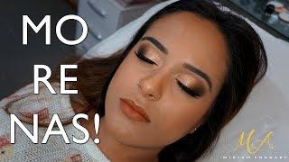 Maquiagem para Morenas