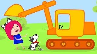 getlinkyoutube.com-Развивающие мультики для детей. СМАРТА и Чудо сумка! Мультфильм #6