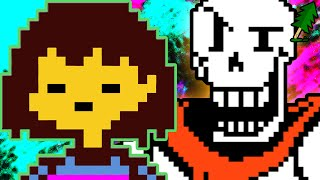getlinkyoutube.com-Undertale (Pacifist): The Story You Never Knew