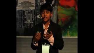 Mobile application piracy: Sanjay Kumaran at TEDxSonaCollege