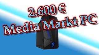 getlinkyoutube.com-2600 € Media Markt Gaming PC Vs. Selbstbau!