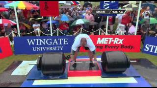getlinkyoutube.com-World's Strongest Man 2011 Final
