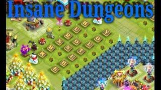 getlinkyoutube.com-Trying To Pass Insane Dungeon 3-6 On Hurshh Account