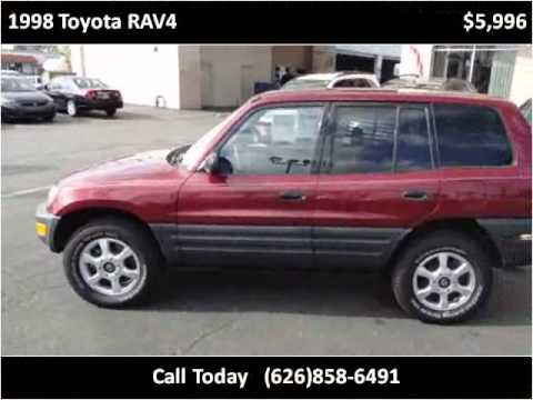 1998 toyota rav4 problems online manuals and repair. Black Bedroom Furniture Sets. Home Design Ideas