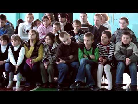 Рождественская программа в Новокиевском интернате!