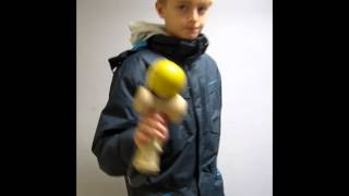 Best of Kendama tricks - part 1