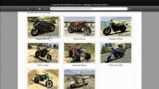getlinkyoutube.com-كيف تشتري سيارات وطيارات ودبابات في  GTA V !!!