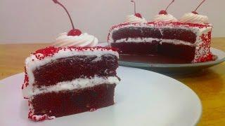 getlinkyoutube.com-Resep dan Cara Membuat Red Velvet Cake