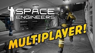 getlinkyoutube.com-Space Engineers ITA Ep.7 - GARA MULTIPLAYER! w/ Konversato