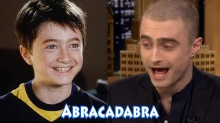 getlinkyoutube.com-Kids From Harry Potter ★ Then And Now