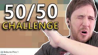 getlinkyoutube.com-ANIME 50/50 CHALLENGE - My Widest Array of Emotions